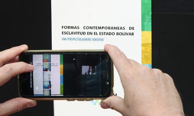 CDH UCAB: ARCO MINERO DEL ORINOCO ES UNA BOMBA DE VIOLENCIA CONTRA LA MUJER