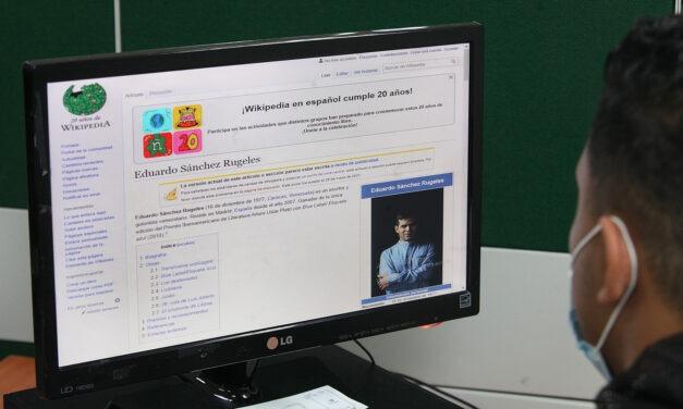 «Cultura visible UCAB» alimenta contenido sobre artistas y escritores venezolanos en Wikipedia