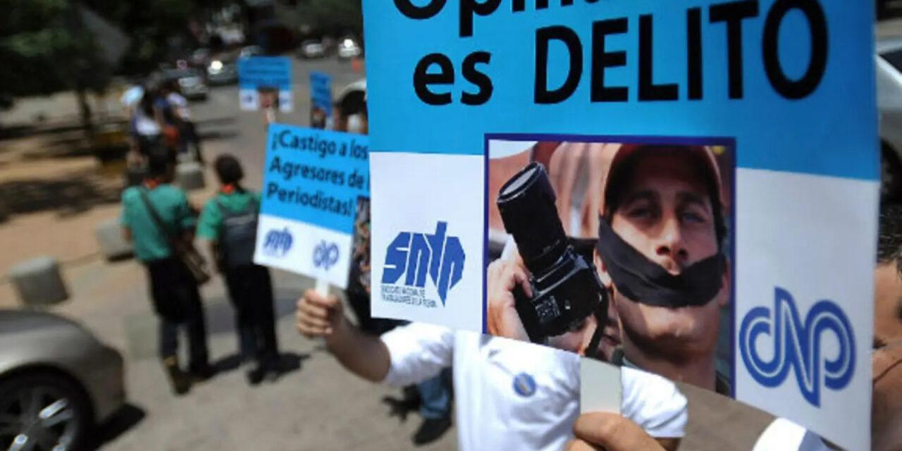 Día de la Libertad de Prensa | «Enfrentarse al miedo es el desafío de los periodistas»