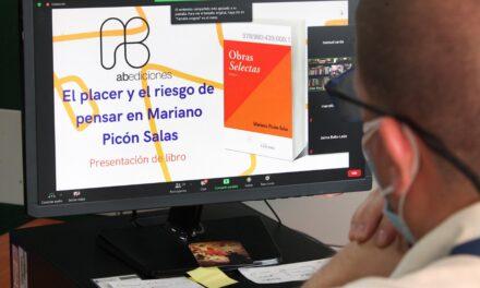 """Celebrando a Mariano Picón Salas, el """"intelectual que tocó tierra y cambió la realidad"""""""
